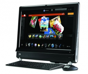 The HP TouchSmart 600 All-In-One PC - A Review
