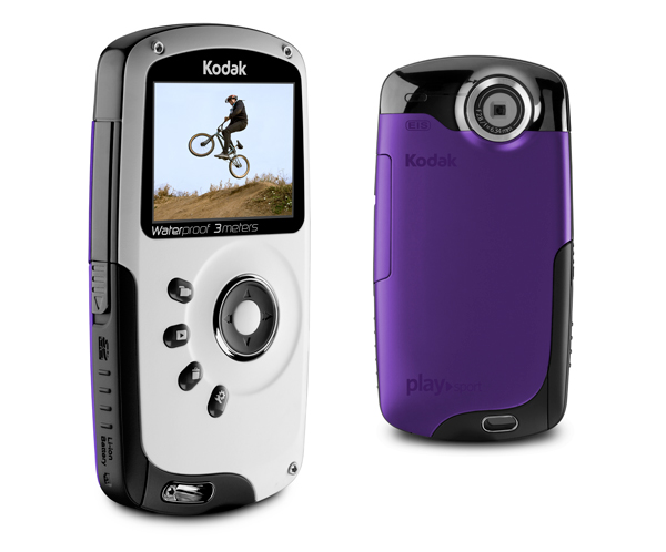 Reviewing the Kodak Playsport Video Camera