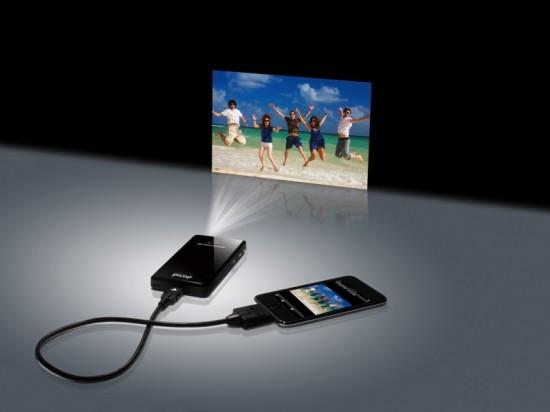 laser pico projector