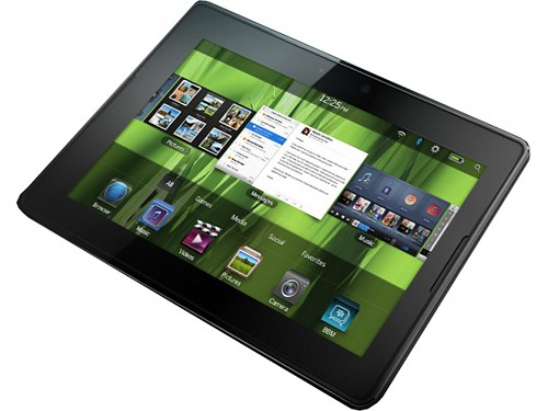 RIM to launch two new PlayBook tablets by year-end