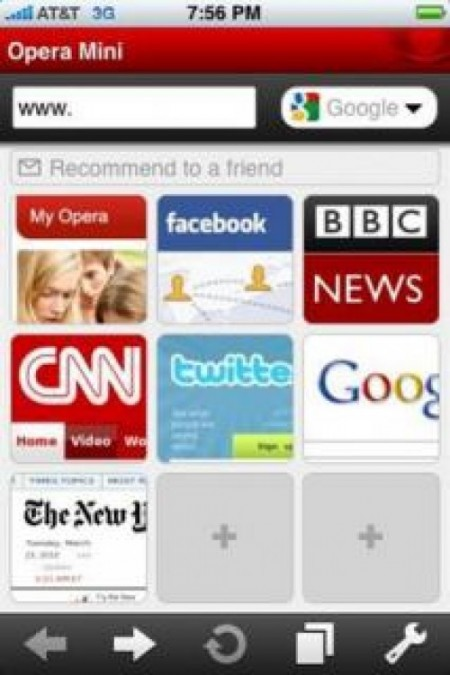 Opera to roll out iPad browser