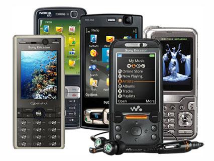 Mobile Phones for Christmas