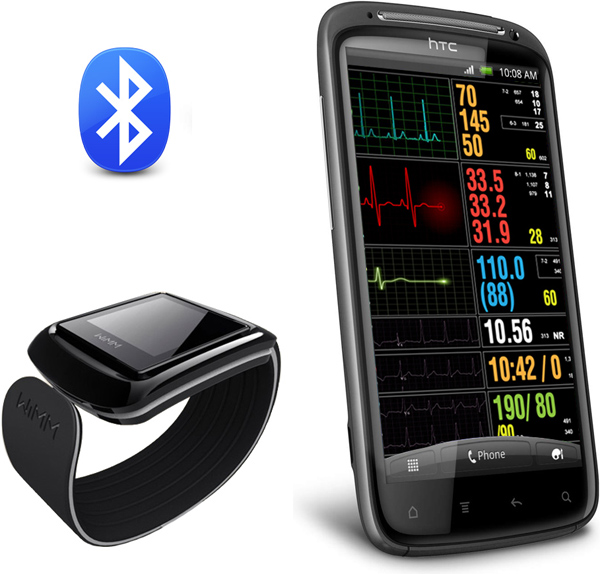 Make yourself familiar with the Smartphone ECG