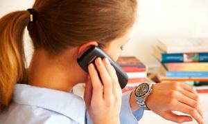 expensive phone call