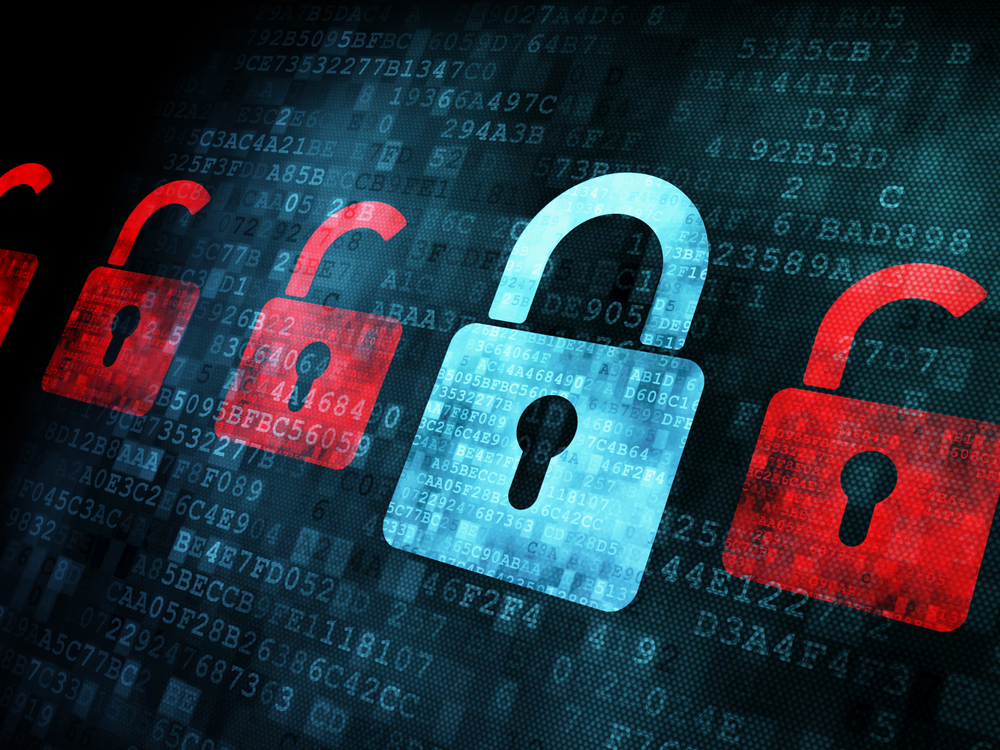 Data Protection - Courtesy of Shutterstock