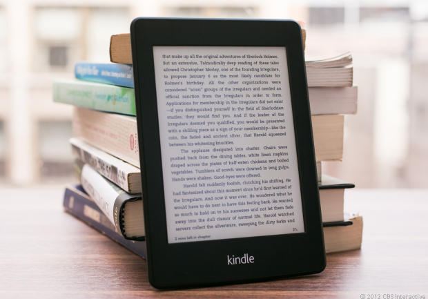 Why Buy a Kindle Paperwhite