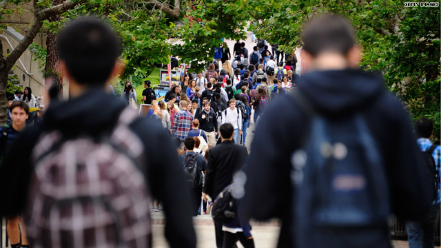 Loan debts for students affecting their social lives