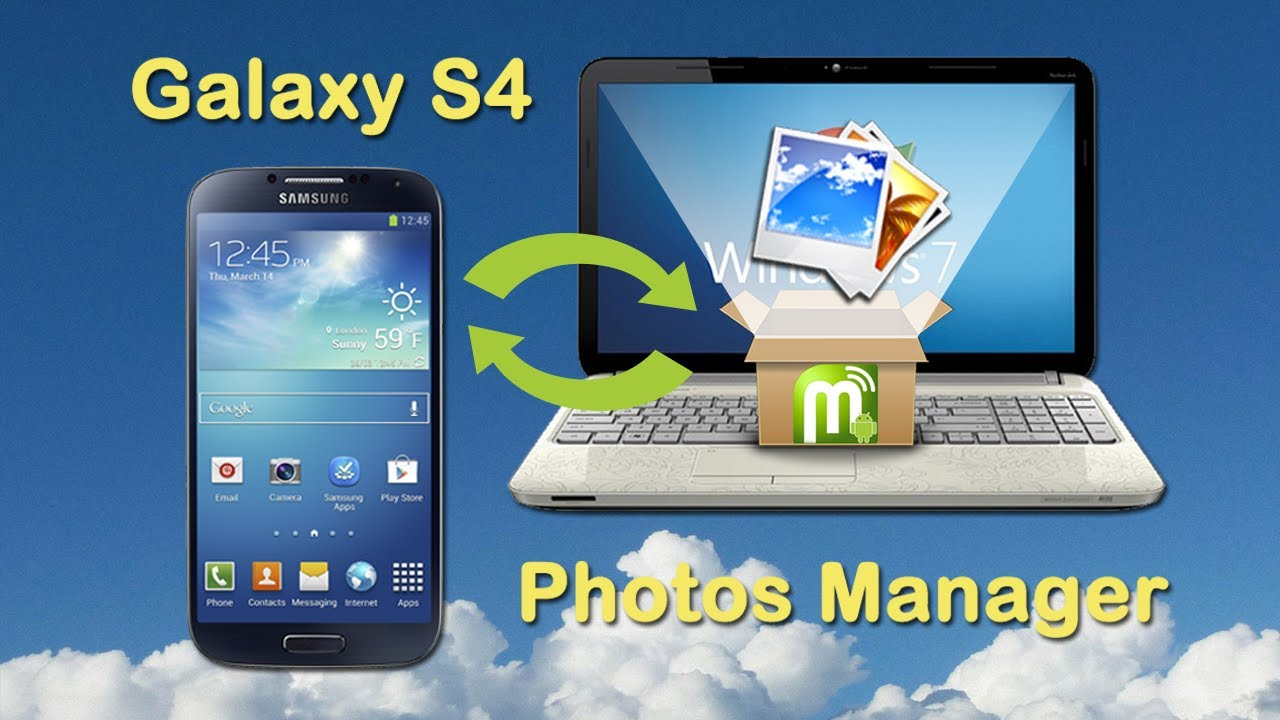 Make The Most Of Your Galaxy S4 By Connecting It To Your Computer