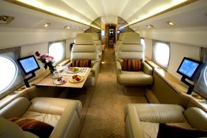 Cutting Edge Technology Found In Modern Luxury Jets