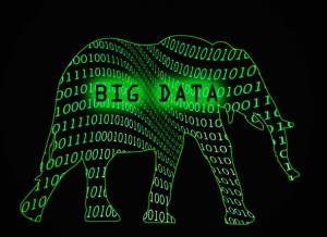 The Physical Size Of Big Data