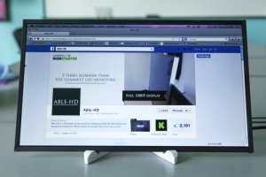 Able-HD: A Portable Monitor That Will Make Your Life Easier