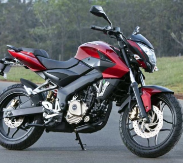Bajaj Pulsar 200 – The Sporty One