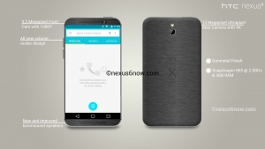 Google Nexus 6 Release Date Soon , New Features Expected