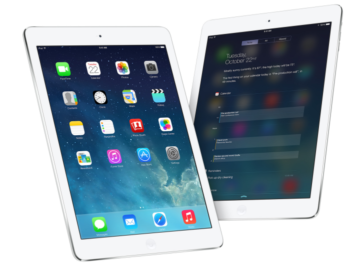 Apple iPad Air 2 Overview: The Design And Touch