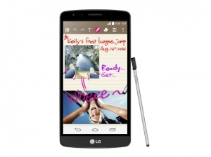 LG G3 Stylus Smartphone: Overview