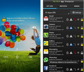 Perfect App Protector