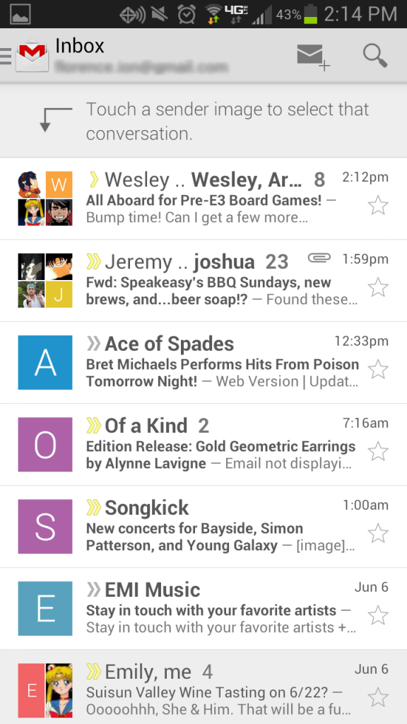 All About The New Gmail Inbox