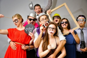 4 Events That Would Benefit from Photo Booth Hire