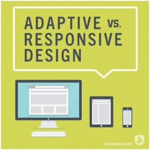 Responsive Versus Adaptive Web Design and Why It's Important