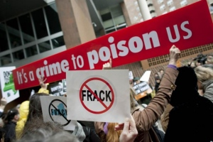 Natalie Talks About The Deadly Effects Of Fracking