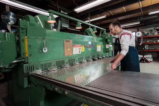 Professional Firms Offering Custom Fabrication Service