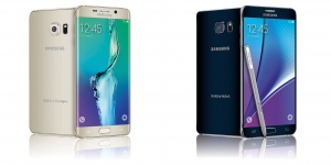 Samsung Unveils Galaxy Note 5, Galaxy S6 Edge+: Fast Wireless Charging And S Pen Stylus