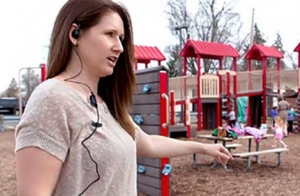 Hands Free Headset for Motorola Two Way Radios
