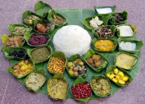 Creating A Manipuri Thali