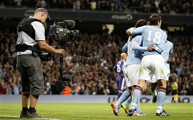 Top Technological Advancements Of Televised Sports Entertainment