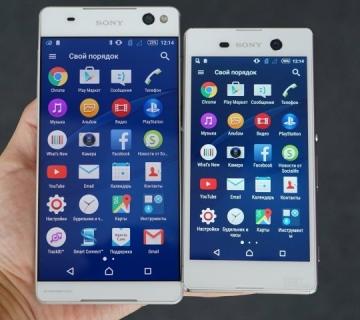 Sony Xperia M5 Vs Xperia C5 Ultra