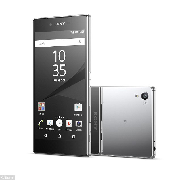 The Smartphone Catching Hikes To Shore: Xperia Z5