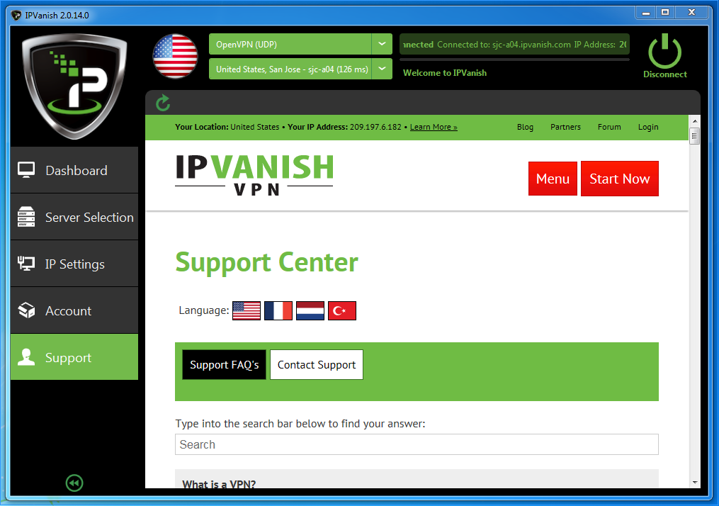 The IPVanish Way To Stay Safe and Browse Faster Anywhere In The World