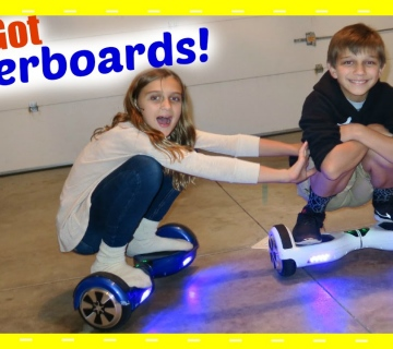 Whole New Hoverboards For Kids