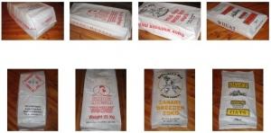 woven polypropylene feed bags