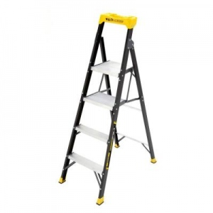 What Are The Different Materials from Which A Ladder Is Made