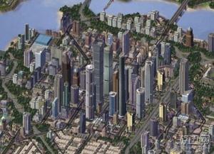 Singapore - Real World Sim City