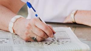 Play Crossword For Brain Enhancement