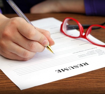 How To Make The Choice Of Executive Resume Writing Service
