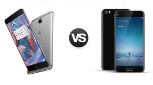 OnePlus 3 Vs Xiaomi Mi 5