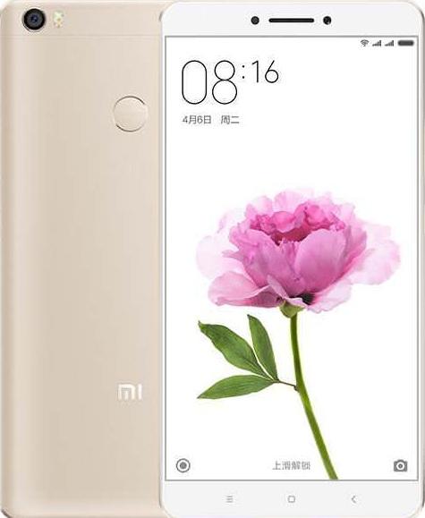 Xiaomi Mi Max: Smartphone 6.4-Inch Display With Big 4,850 mAh Li-Polymer Battery