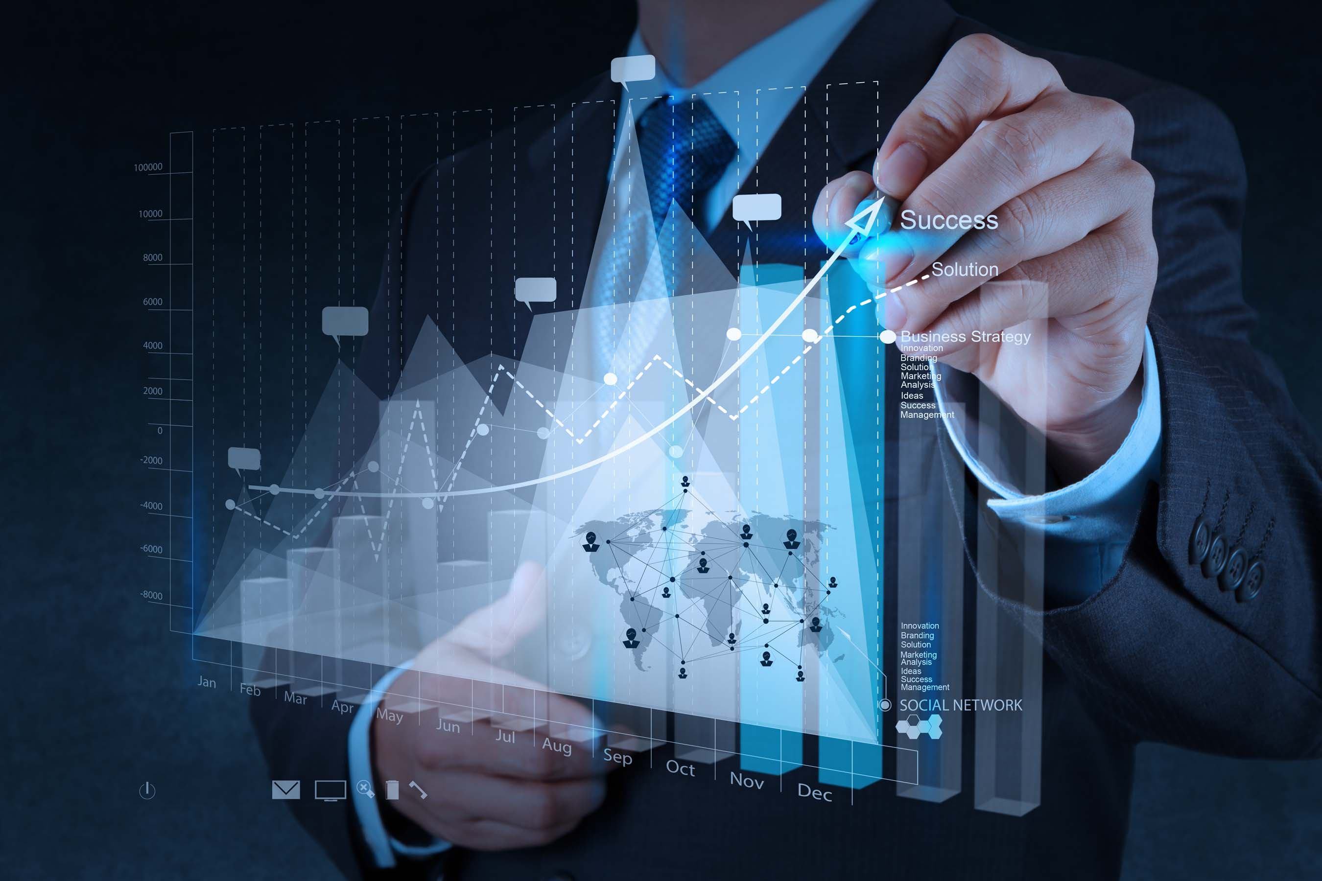 Finding You With The Best Business Intelligence Solutions For Your Company