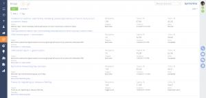 bpmonline CRM interface