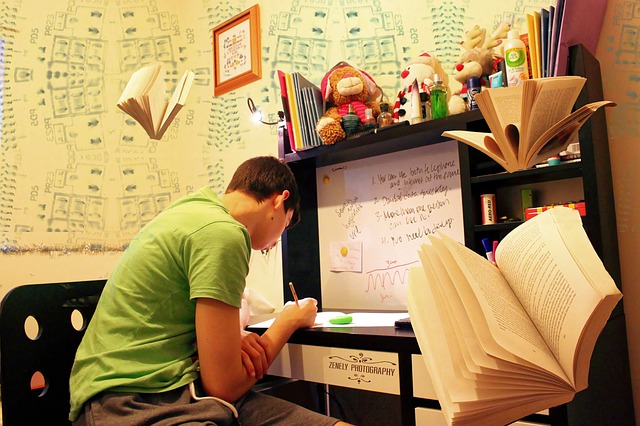 Study Workstation: It's All About Ergonomics