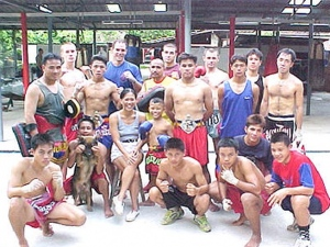 Use Website Of Muay Thai Training Program In Thailand As A Fitness Activity