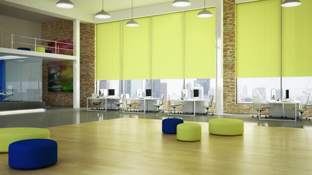 How To Select The Right Type Of Blinds For Your Office?
