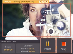 Guide On Recording Your Facebook Videos With Movavi Screen Capture Studio