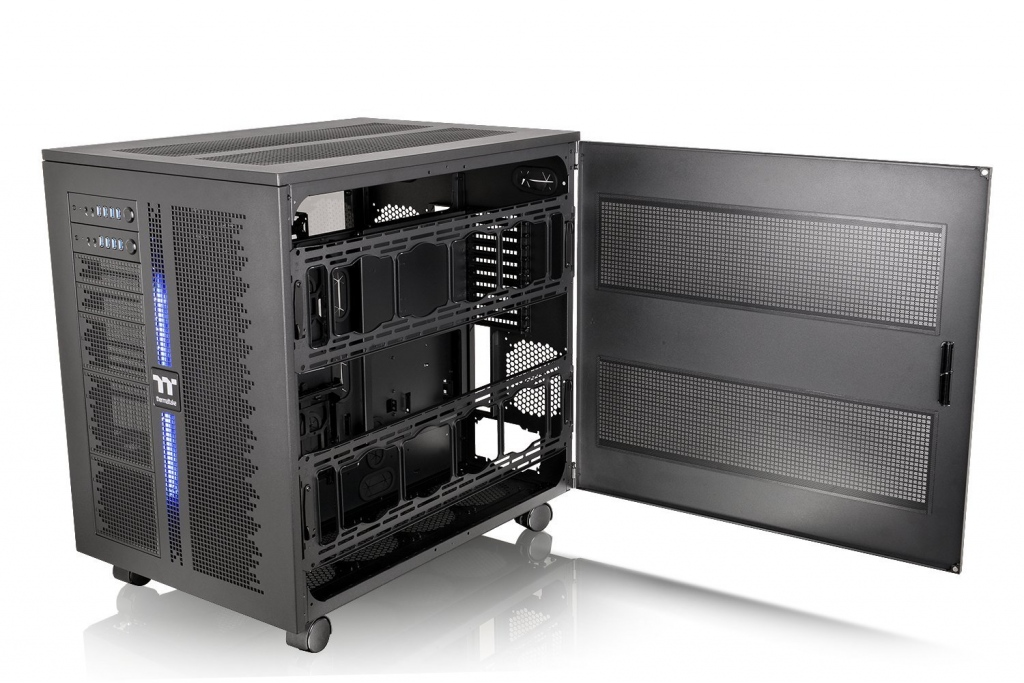 Application Of Versatile Cooling Techniques In Electronics Enclosures