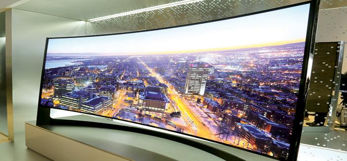 Curved TV vs. Flat Screen TV