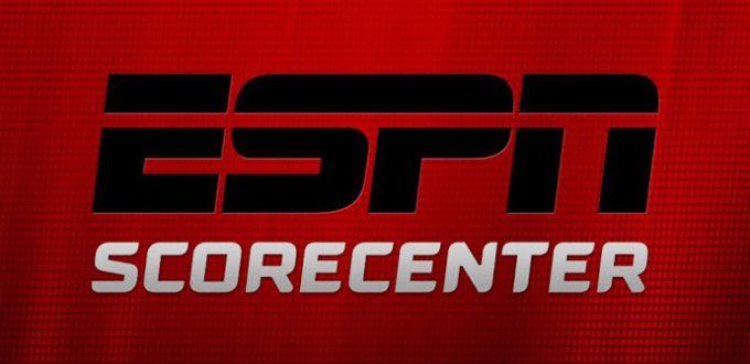 The Android ESPN ScoreCenter App
