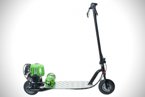 Facts About The Propane Powered Scooters